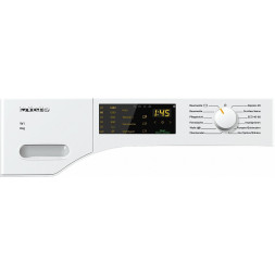 Пералня с фронтално зареждане WWD120 WCS W1 8кг.